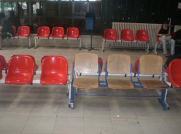 Sedišta za čekaonice