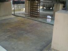 Oblaganje betonskih tankvana poliesterom